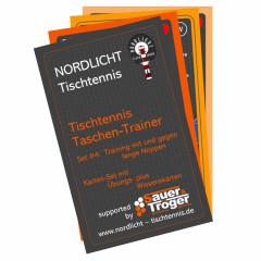Taschen-Trainer Training mit und gegen lange Noppen