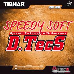 Tibhar Belag Speedy Soft D.TecS