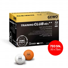 GEWO Ball Training Club 40+ ** 10x 72er Karton