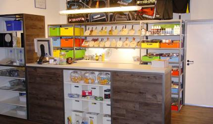 Unser Shop Bild 2 von 8