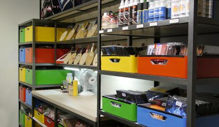Unser Shop Bild 5 von 8